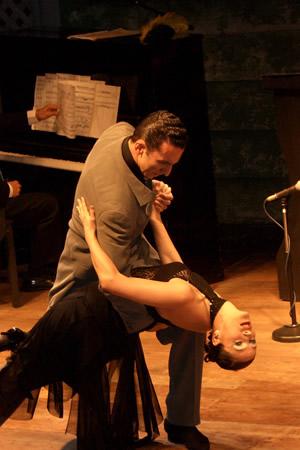 El tango para promocionar Vinos de Argentina 1