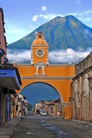 Importante merma turística en Guatemala 1