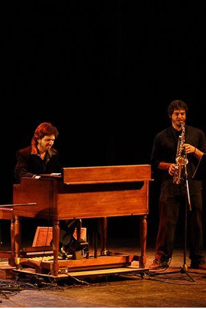 XXI Festival de Jazz en Abril 2009 1