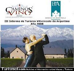 Caminos del Vino, Argentina: Incremento en Turismo de Bodegas 5
