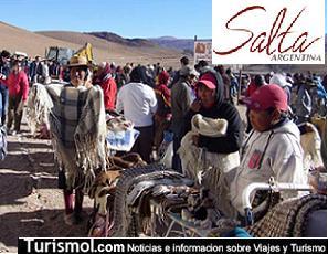 31 de julio y 1º de agosto -2009-, Catamarca, Argentina: Ya se prepara la Fiesta de la Pachamama 3