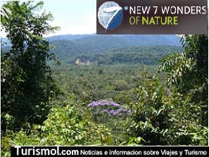"""""""Siete Nuevas Maravillas Naturales"""" -New7Wonders- 2009: Votación extendida hasta el 07 de julio para elegir paraje favorito 6"""