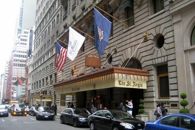 The St. Regis Nueva York