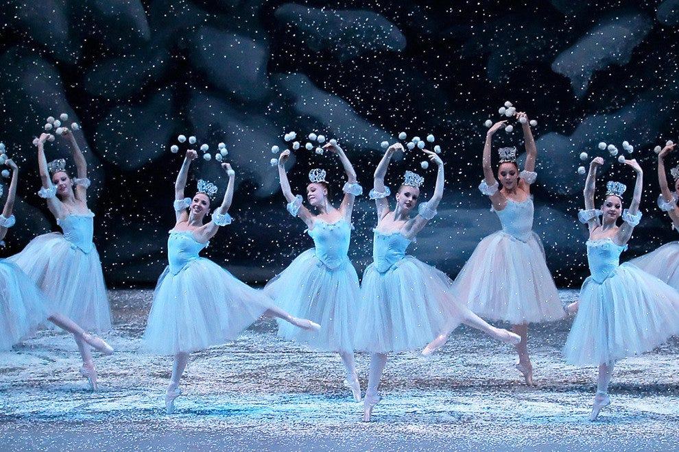 El ballet cascanueces