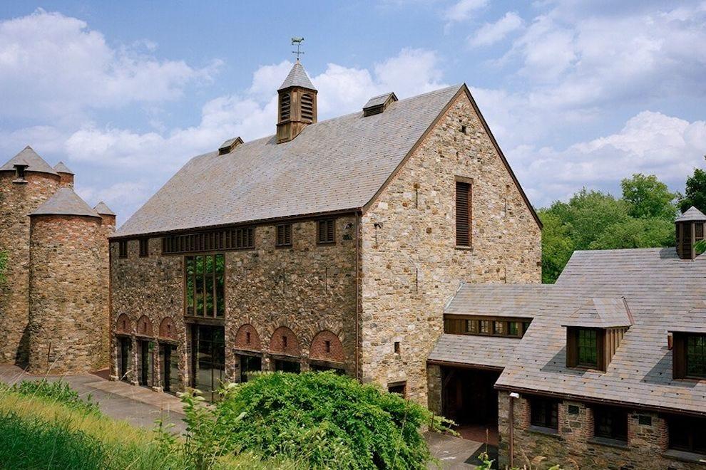 Centro de graneros de piedra para la alimentación y la agricultura