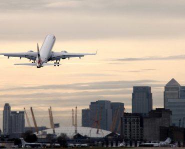 Año récord para el aeropuerto de la ciudad de Londres | Noticias 11