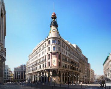 Four Seasons Hotel Madrid se prepara para la apertura de mayo | Noticias 9