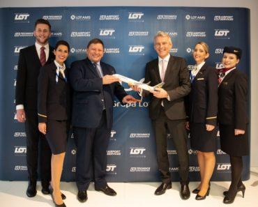 LOT Polish Airlines adquirirá Condor | Noticias 7