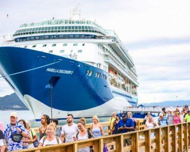 Port Royal da la bienvenida a la primera llamada de barco en Jamaica | Noticias 8