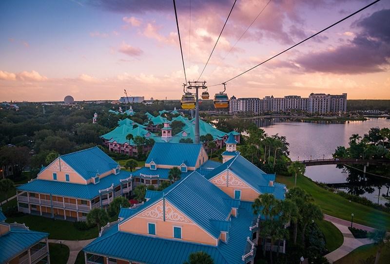 Los mejores resorts de 2020 en Disney World 5