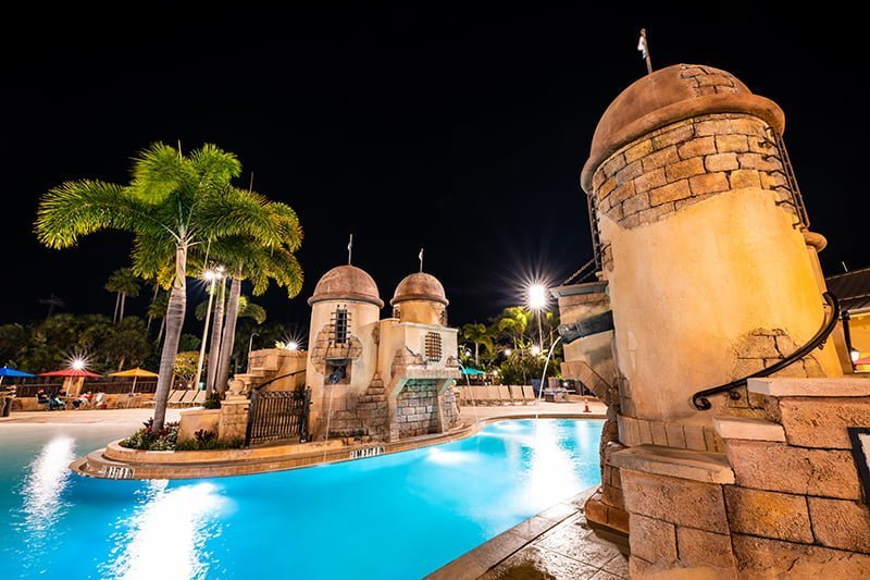 Caribbean Beach v. Coronado Springs Resort 9