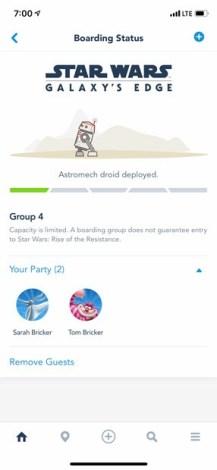 Informe sobre el auge de la resistencia de Star Wars y la estrategia del grupo de abordaje bajo 9