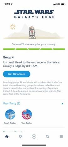 Informe sobre el auge de la resistencia de Star Wars y la estrategia del grupo de abordaje bajo 11