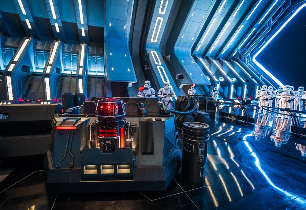 Todo lo que necesitas saber sobre Star Wars: Rise of the Resistance en Disney World 1