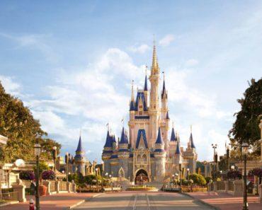 ¡Cambio de imagen real para el Castillo de Cenicienta en Disney World! 10
