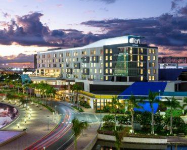Aloft San Juan lleva la marca al Caribe | Noticias 8
