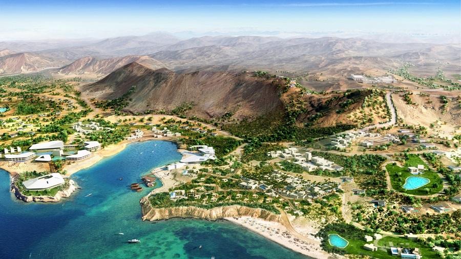 Breaking Travel News investiga: Arabia Saudita comienza a trabajar en Amaala   Atención 4