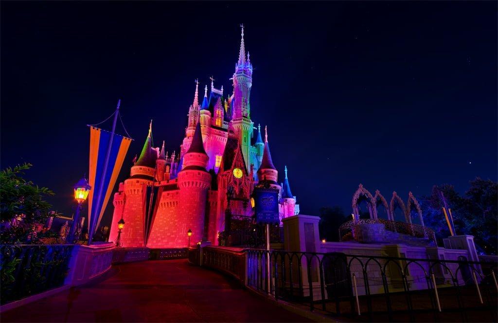 cenicienta-castillo-halloween-iluminación