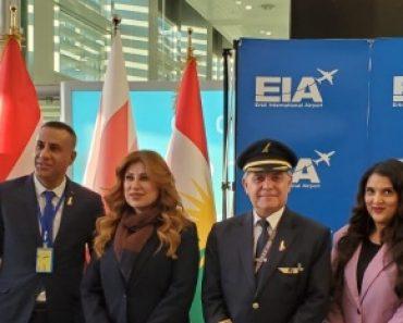 Gulf Air regresa a Erbil, Iraq   Noticias 4