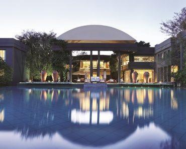 Hito histórico del hotel sajón en Sudáfrica | Noticias 1
