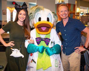 Las mejores comidas de personajes en Disney World 4