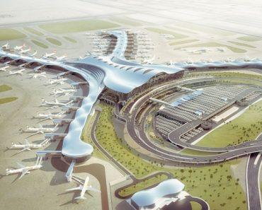 Se acerca la apertura de la Terminal del Centro del Campo en Abu Dhabi Internacional | Noticias 9
