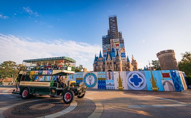 ¡Cambio de imagen real para el Castillo de Cenicienta en Disney World! 5