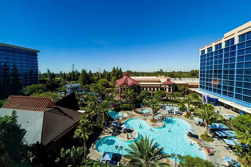 Nueva torre DVC en el hotel Disneyland 14