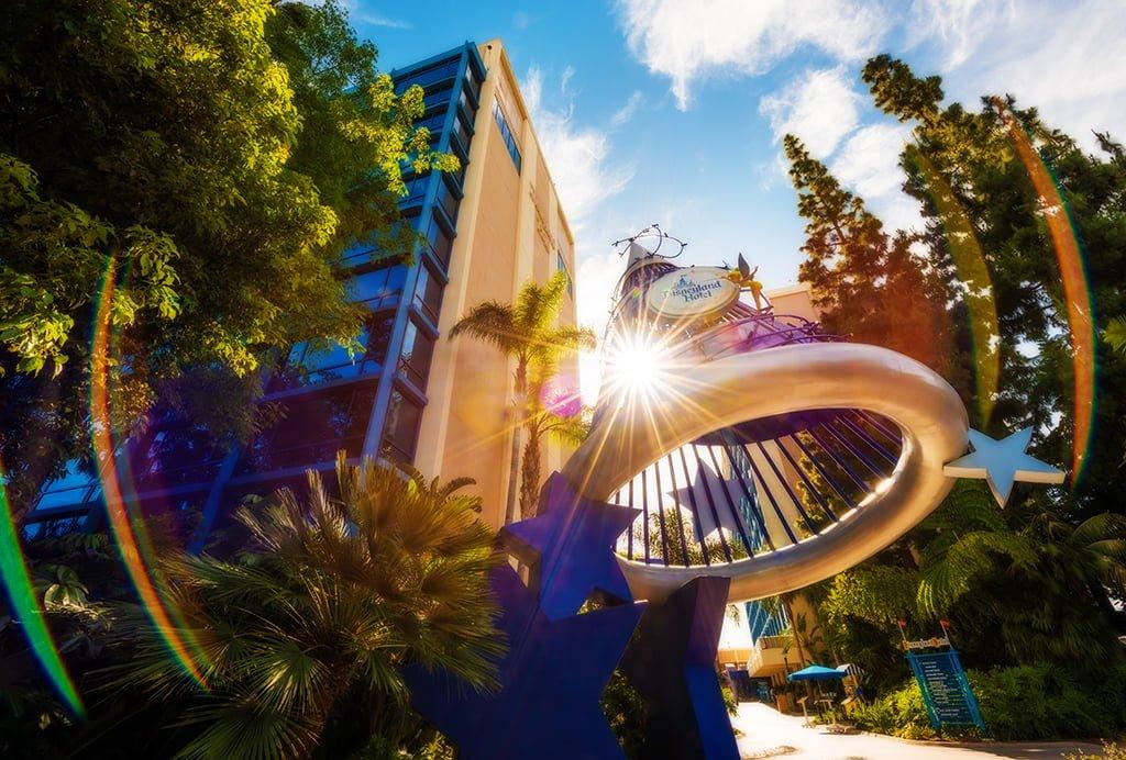Nueva torre DVC en el hotel Disneyland 13