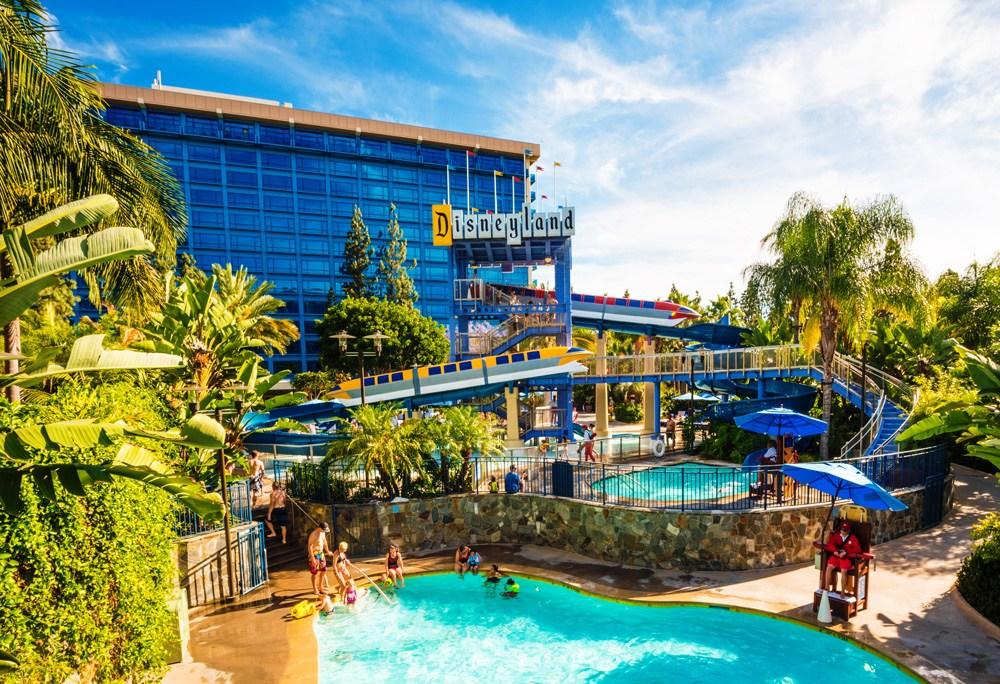 Nueva torre DVC en el hotel Disneyland 1