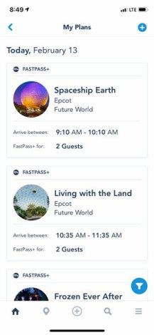 Guía de FastPass + en Disney World 31