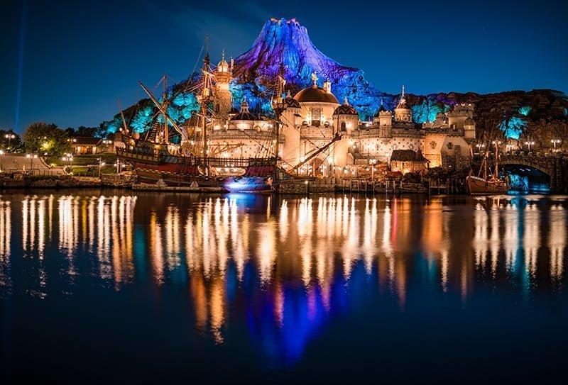 Tokyo Disneyland y DisneySea cerrado debido a coronavirus 1