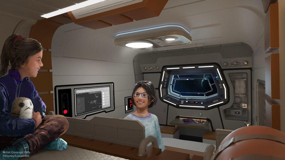 Star Wars Galactic Starcruiser Resort: apertura, reservas de hotel e información sobre precios 15