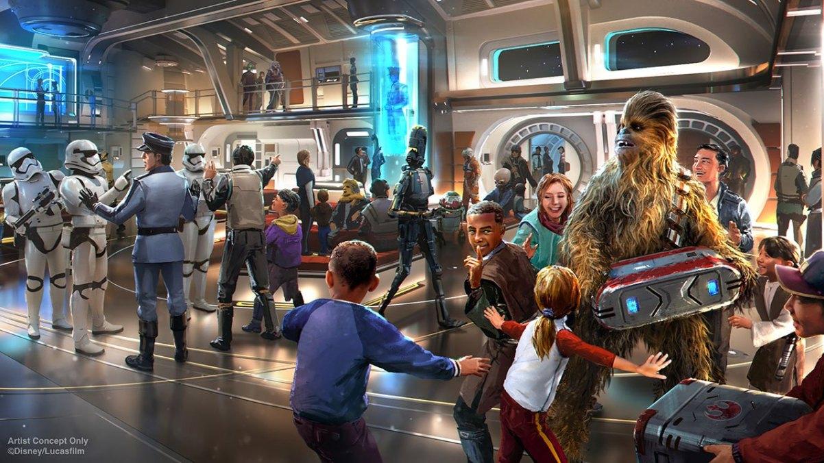 Star Wars Galactic Starcruiser Resort: apertura, reservas de hotel e información sobre precios 11