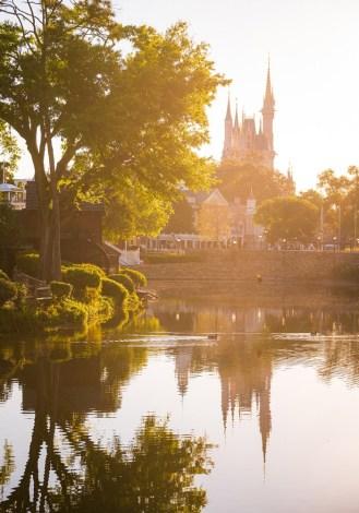 ¡Cambio de imagen real para el Castillo de Cenicienta en Disney World! 13