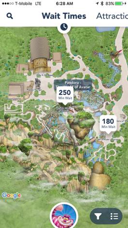 Guía de FastPass + en Disney World 19