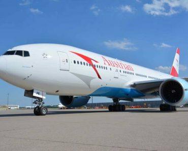 Austrian Airlines aterrizará todos los vuelos desde el jueves   Noticias 1