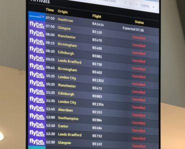 Colapso de Flybe: ¿Cuáles son sus derechos? El | Noticias 4