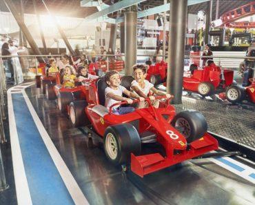 Ferrari World Abu Dhabi estrena nueva Zona Familiar | Noticias 5