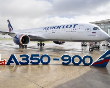 First Airbus A350-900 se une a la flota de Aeroflot | Noticias 3