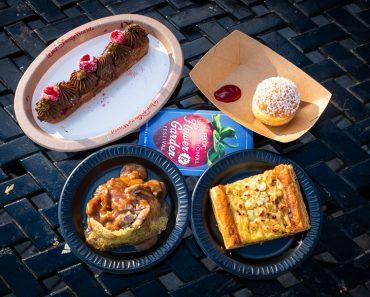 Fleur de Lys Menu & Food Review: Epcot Flower & Garden Festival 2