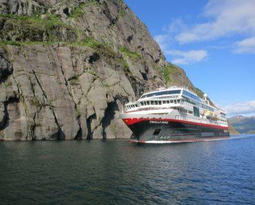 Hurtigruten suspende operaciones de polo a polo | Noticias 7