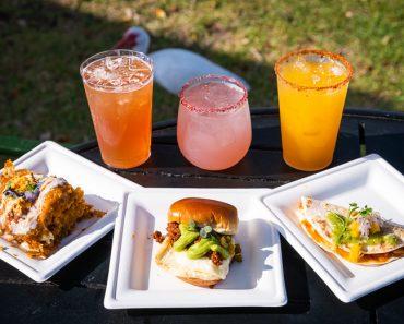Jardin de Fiestas Menu & Food Review: Epcot Flower & Garden Festival 2