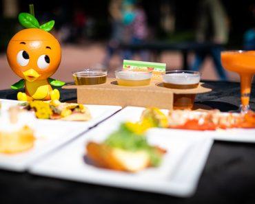 Menús de cocina al aire libre, comida Fotos y comentarios: Epcot Flower & Garden Festival 4