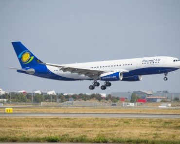 RwandAir aterrizará todos los vuelos hasta mediados de abril | Noticias 5
