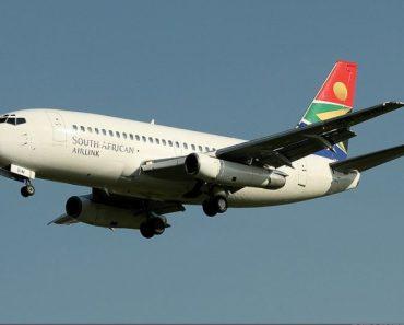 South African Airways aterriza vuelos nacionales durante tres semanas | Noticias 6