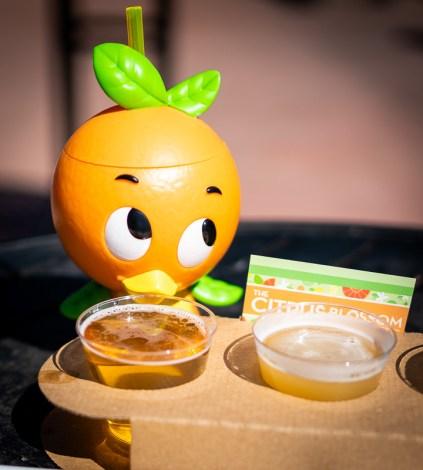 Citrus Blossom Menu & Food Review: Epcot Flower & Garden Festival 15