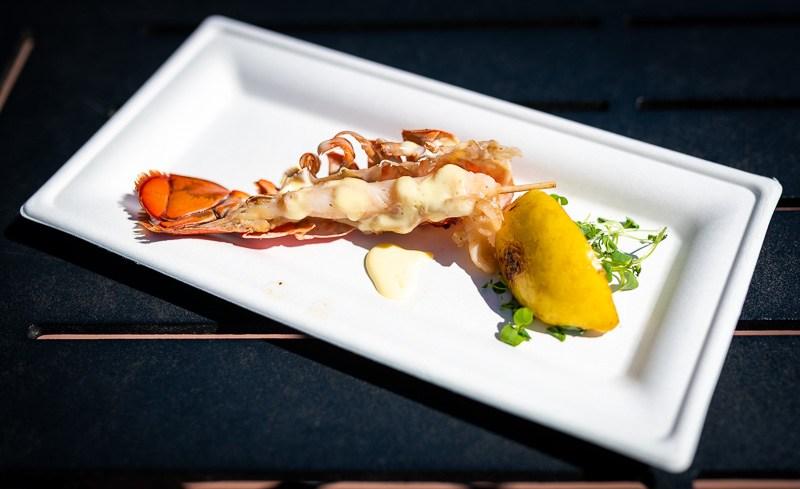 Citrus Blossom Menu & Food Review: Epcot Flower & Garden Festival 5