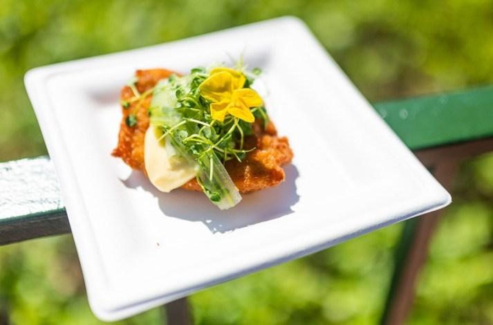 Citrus Blossom Menu & Food Review: Epcot Flower & Garden Festival 9