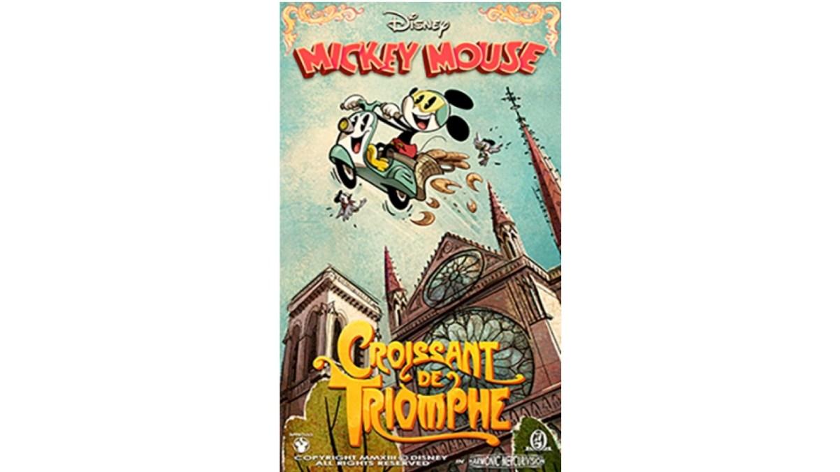 Revisión del ferrocarril fugitivo de Mickey y Minnie sin spoilers 17